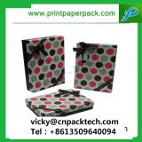 Rigid Set up Garment Paper Box Underwear Packaging Boxes Cosmetic Cardboard Box High Quality Black Cardboard Jewelry Box
