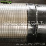 8'' 12'' Wedge Wire Wrapped Well screens and API perforated base pipe