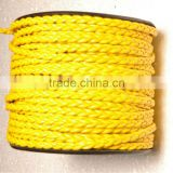 Bolo Braid Leather Cord