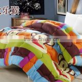 cheap home sense printed kids design patchwork quilt bedspread sale support OEM can be customize