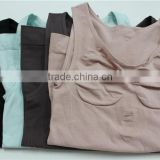 We Have Stocks For Mix Colors Ladies Seamless Bodysuit Shapewear Tank Top Vest Undershirt 100pcs/Lot