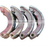 Truck crane Brake shoe spare parts / XCMG spare parts/construction machinery parts