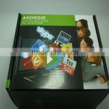 4.2.2 Quad Core Android TV Box CS968 with Web Cam, Mic,RK3188,2G RAM, 8G ROM, WiFi,Remote Control