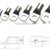 SC(JGK) Copper Cable Lugs(Tinned copper cable lugs, copper terminal lugs)