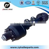 Factory price volume sales German type axle for truck