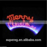 LED light sticks Customized Concert props programmable flash 32 leds magic stick + USB cable digital shakes