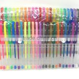 48 colored gel pen sets for Kids and Adults coloring,color gel pen