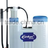 China factory supplier hand back/pump/spray machine sprayer high quality water mist sprayer