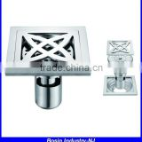 metal square stainless steel grating for floor drain                                                                         Quality Choice