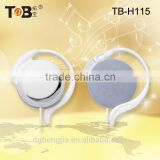 Consumer electronic 2015 hot selling stereo necklace earhook earphone for mp3/mp3 player