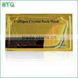 Collagen Crystal Neck Mask super crystal skin care long lasting good quality whitening mask