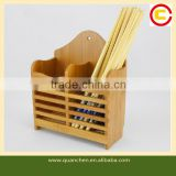 2014Hot Seller Simple Design Bamboo Chopsticks Holder
