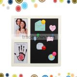 Hotsale baby products foot print ink Kit birthday decorations frame art sculpture