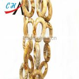 Gemstone aeolian bells fashion decoration,fashion show decorations wholesale aeolian bells