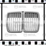 For BMW E30 Front Grille 84-90 Car Grills Auto Parts