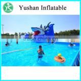 2016 Happy Water Park used inflatable water slide for sale
