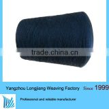 30S cotton yarn in indigo color for knitting
