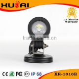 10w led work light for forklift light,warehouse safety warning lamp 10w forklift led spot light