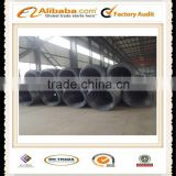 SAE1008B SAE 1008 Cr 8MM Steel wire rod /SAE 1006/1008 5.5/6.5/8/10/12/14/16 hot rolled wire rods in coils in china factory