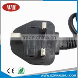 Made in China Best Price ex-factory price uk electric cord cable and electrical power plug
