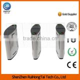 Double way Access Controller IC Card Reader Security Sliding Turnstile Gate with Nice Design
