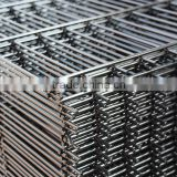 color coated welded wire mesh fence panels double wire fence                                                                                                         Supplier's Choice