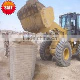 hot sale collapsible galvanized Gabion Wall Hesco Barrier