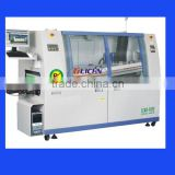 wave soldering machine/small wave solder machines/SMT Automatic wave soldering machine LF260