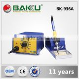 2015 New BAKU Mini Hot Air Soldering iron Anti-static Soldering Stations BK-936A                                                                         Quality Choice