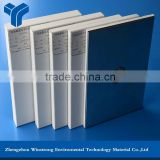 honeycomb aluminium alloy panel for door