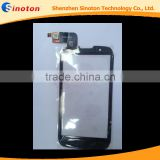 Black Color Touch Screen Digitizer For Highscreen Boost Touch Panel Front Glass Len Replacement Parts