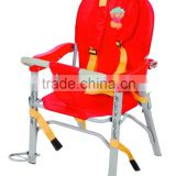 good kids baby safety seat on bike plastic new
