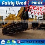 Used Japan Caterpillar Excavator 320D