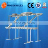 280, 308, 350, 560, 600,1000 garment display rack dry cleaning clothes conveyor for sale