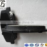 D1413-8527 Front brake pad for Korean cars (OE:58101-2MA00) Chinese brake pad company WeiFang ZhengFeng Auto parts