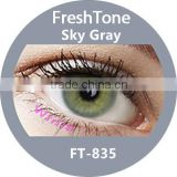 fresh tone color contact lenses Korean cosmetics wholesale solotica style contact lens                                                                         Quality Choice
