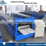 Automatic Metal Steel Standing Seam Roof Roll Forming Machine, Hydraulic Self Lock Rolling Machine