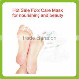 Lady love exfoliating mask for treatment cracked heels