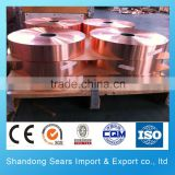 China brass sheet and flat copper coil