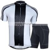 Wholesale sublimated dry fit custom design cycling jersey