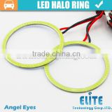 60mm LED halo ring angel eye kits circle light