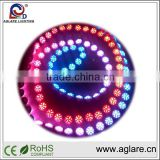 Factory frice LEDS Amusement Park Rides LED Lighting Turbo Lights Funfairs Cabochon pixel led Fairgrounds lights