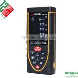 Handheld Digital USB Laser Distance Meter With Electronic Bubble SW-Q80