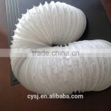 Factory hot selling Flexible PVC air conditioning plastic ducts