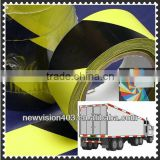 Favorites Compare Floor marking tape/truck marking tape/Strong adheisve PVC Warning tape for road marking