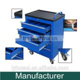 5 Drawer Steel Industrial Tool Cabinet With Hanging Board