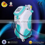No Pain Multi-functional 5 IN 1 Ipl+rf+elight+nd Wrinkle Removal 690-1200nm Skin Rejuvenation Yag Laser+cavitation Beauty Salon Equipment No Pain Professional