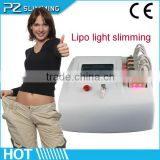 2014 Newest 8 pads Lumislim Lipo Laser machine for weight loss