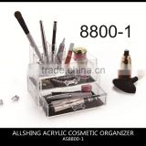 Wholesale -Tier Acrylic Cosmetic and Makeup Storage Case Organizer - Great for Lipsticks
