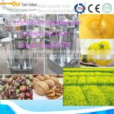 Stainless Steel Tea Seed Oil Press Machine / Hydraulic Walnut Seed / Sesame Seed Oill Press Machine